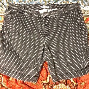 Ava & Viv Gray Bermuda shorts